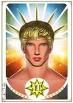 Tarot card- The Sun
