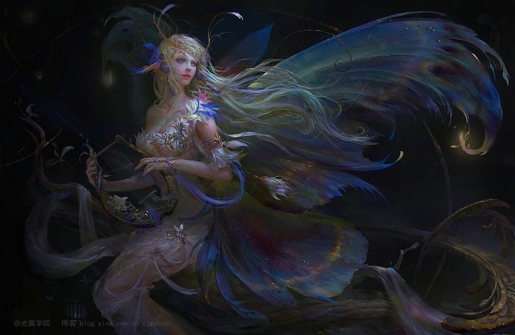 Princess by GjschoolArt