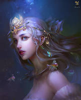 Sea Princess by GjschoolArt