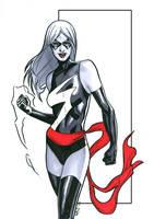 Miss Marvel by NelsonBlakeII