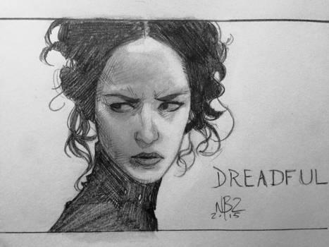 Penny Dreadful Sketch