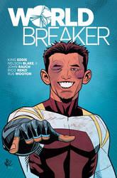 World Breaker Cover by NelsonBlakeII