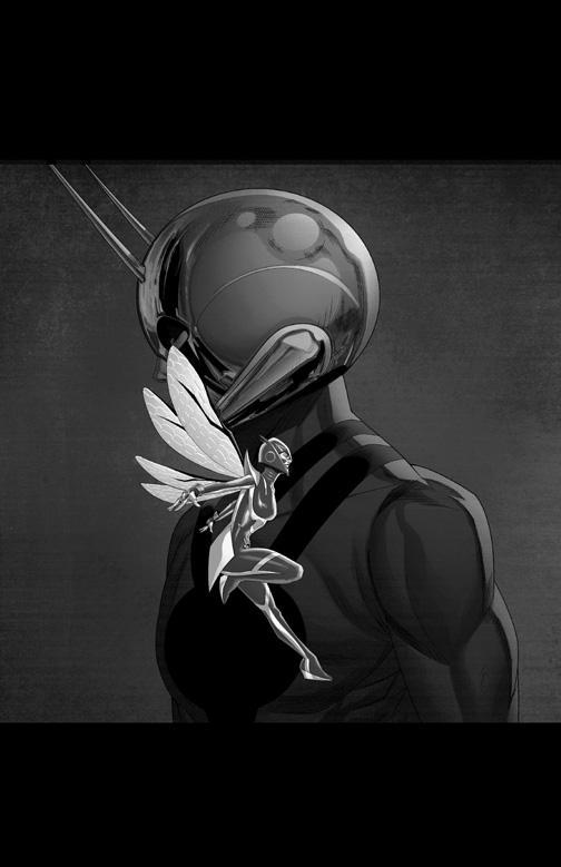 Marvel Hip Hop Variant for Wasp