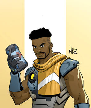 New Overwatch Main Baptiste