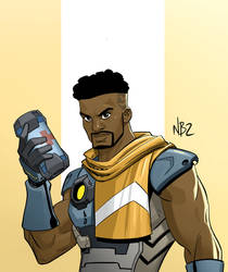 New Overwatch Main Baptiste