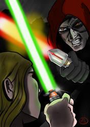 The Jedi Must Fall
