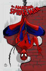 Spidey Hanging Around