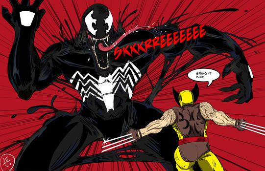 Venom v Wolverine - JE - 09.16.20