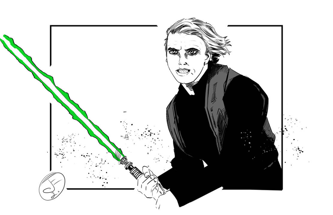 Luke Skywalker, Jedi Knight
