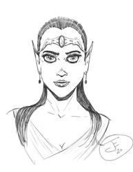 Elvish Princess