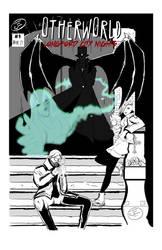 Otherworld: Longford City Nights Cover