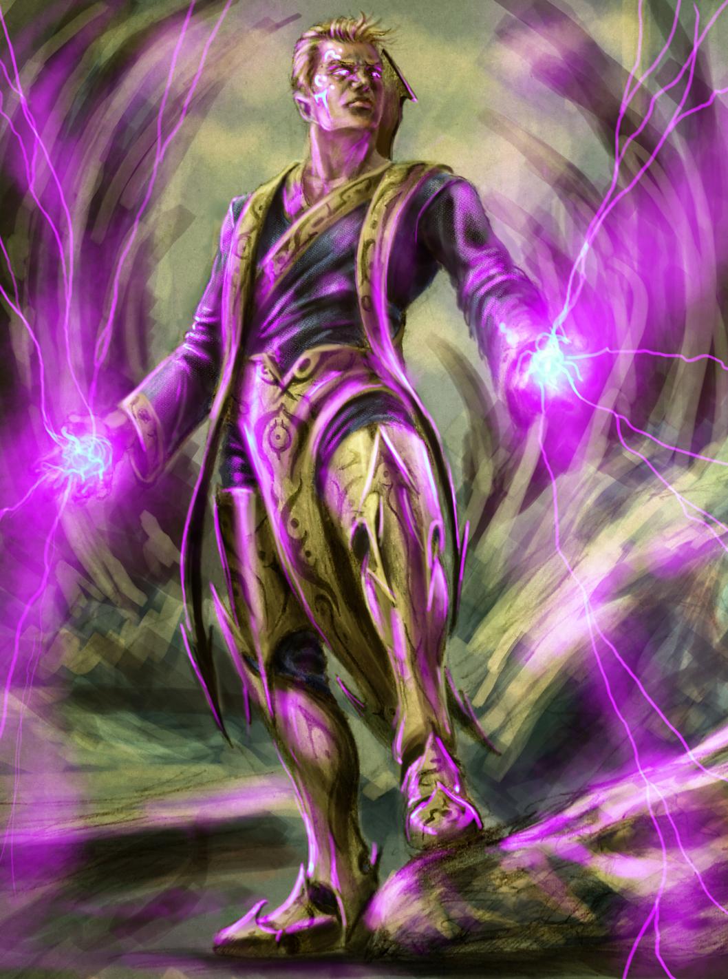 Osiris Atrum, Planeswalker by razwit on DeviantArt Planeswalker Art
