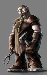 Gold Dwarf: Heroes' Tears