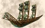 Sea Elf Clipper Ship