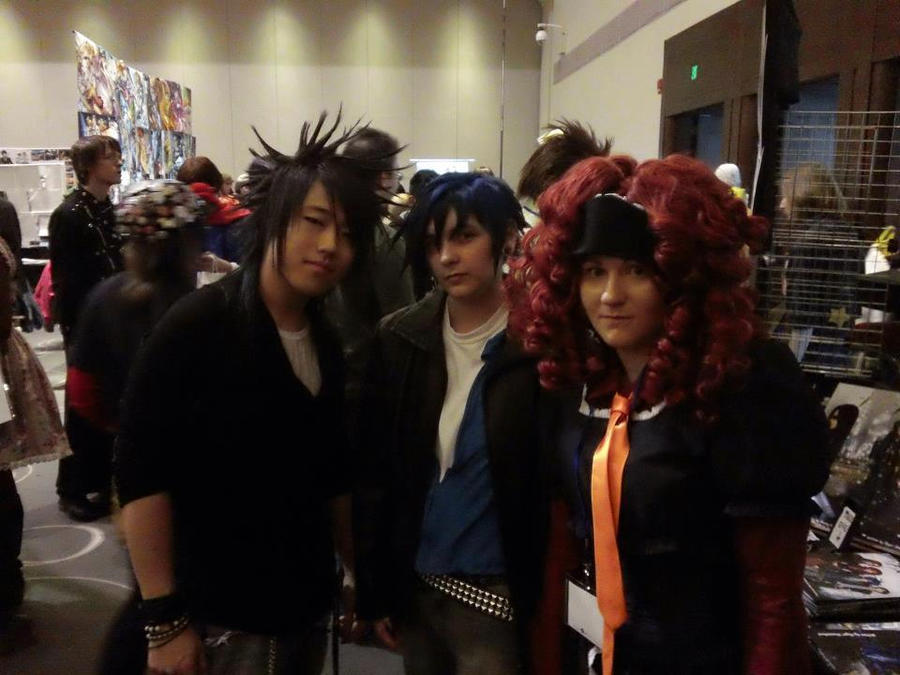 First Fixer Cosplayers!!!