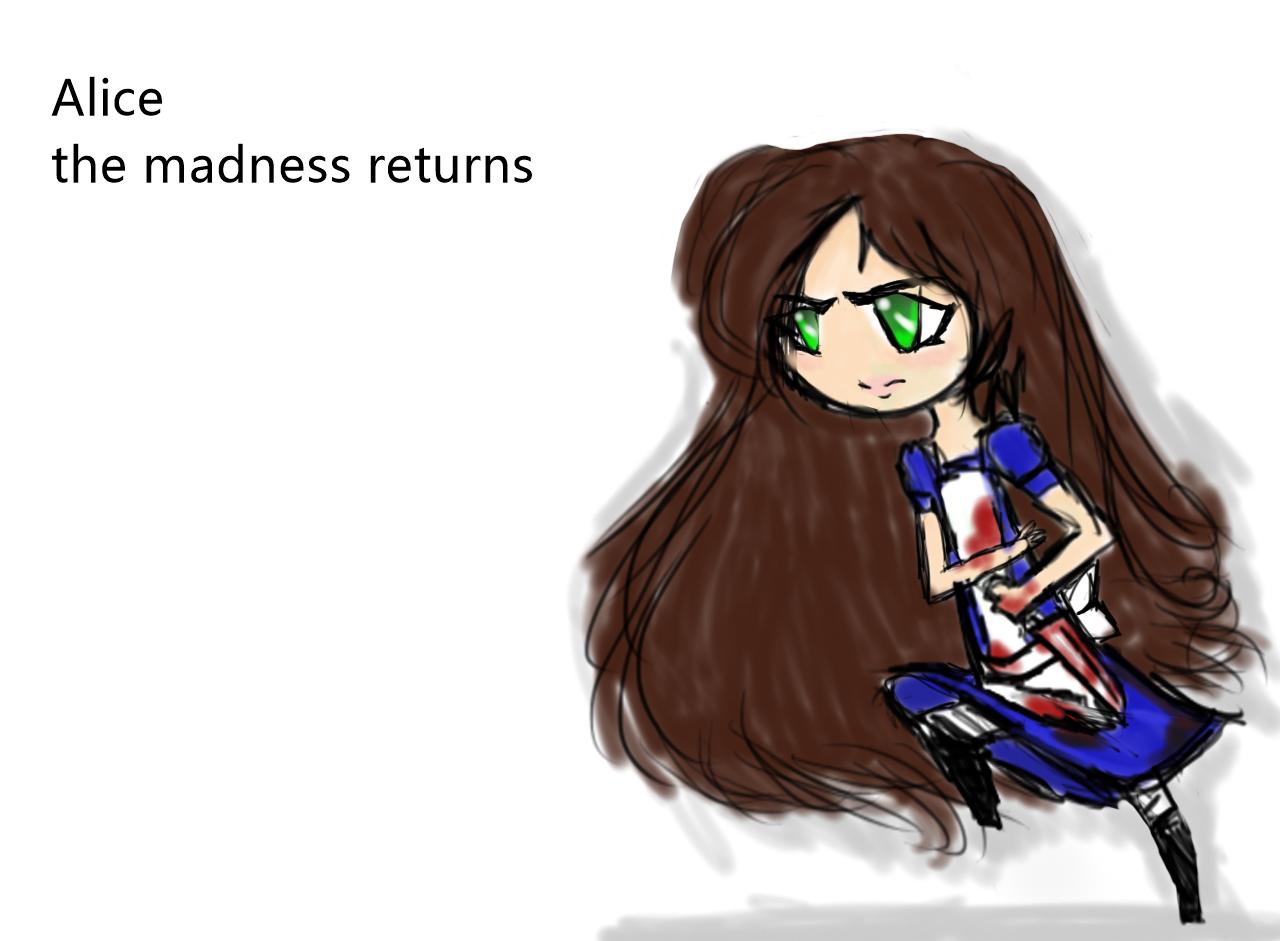 Chibi alice madness returns