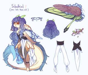 Siladhiel Ref by LunarEden