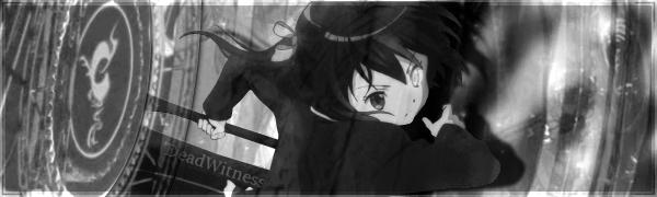 Signature - Rikka Takanashi (Chuunibyou) [fail #3] by DeadWitness