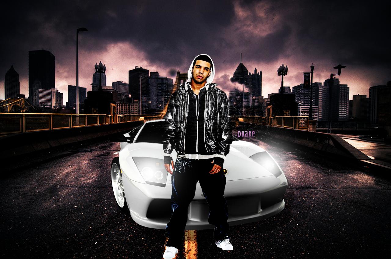 Drake wallpaper by hysenh92 on deviantart - Drake views wallpaper ...