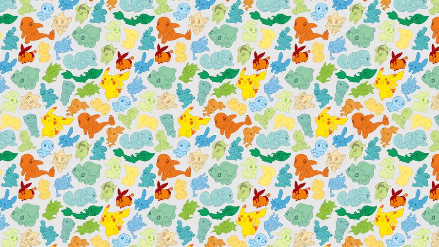 indie wallpaper pattern