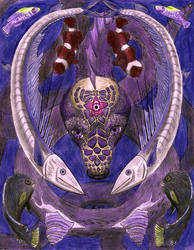 Purple Pride, Spirit Serpent