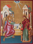 Annunciation of the Mother of God
