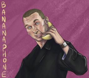 Banana Phone by adubioussoul