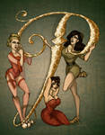 P is for Pinup