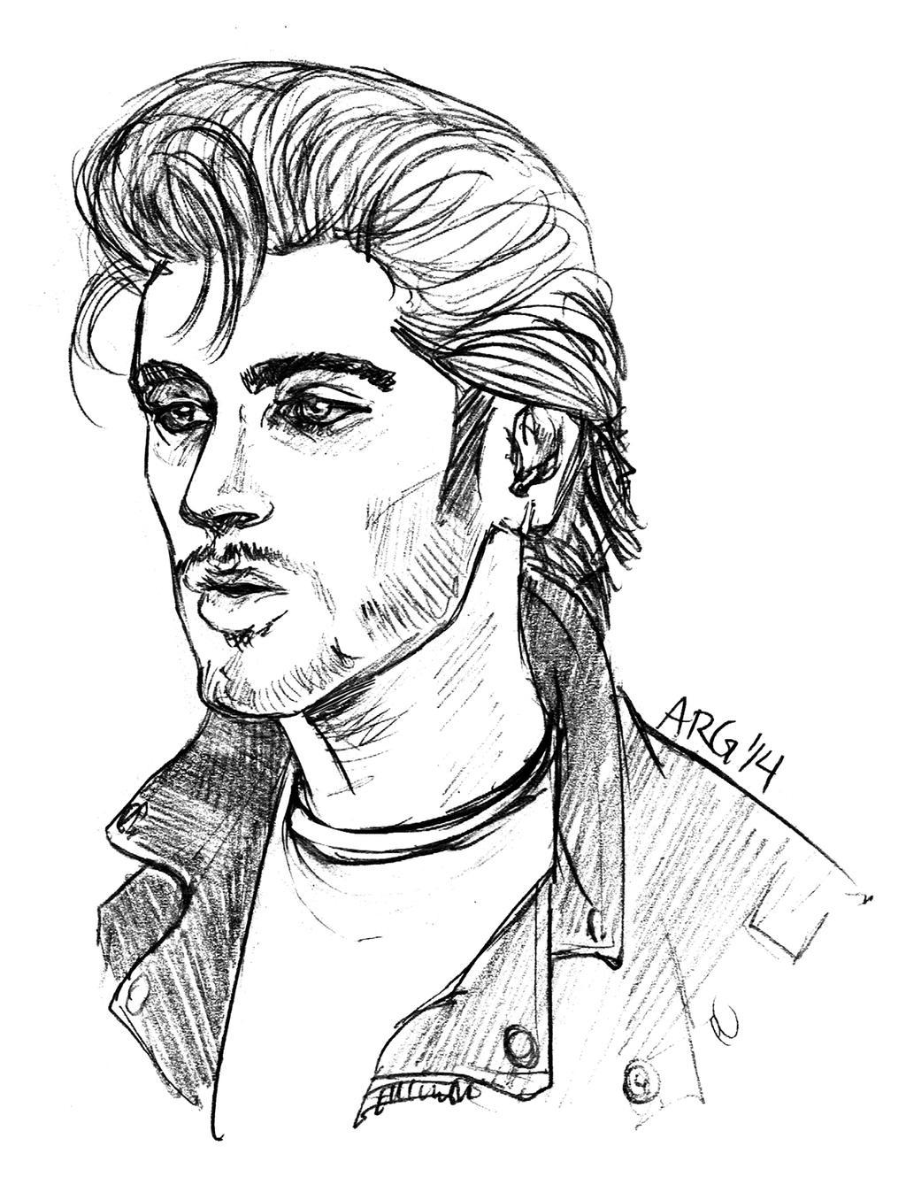 Greaser Zayn