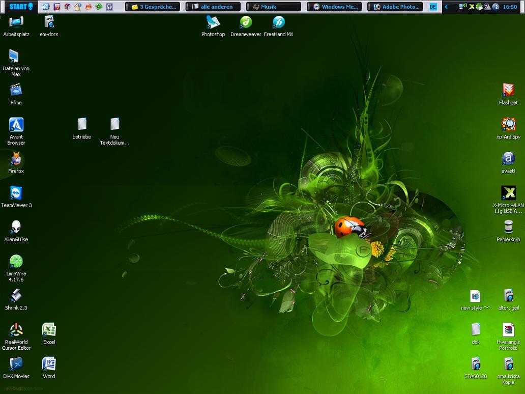 Desktop Sreenshot 2 by Hwarang01