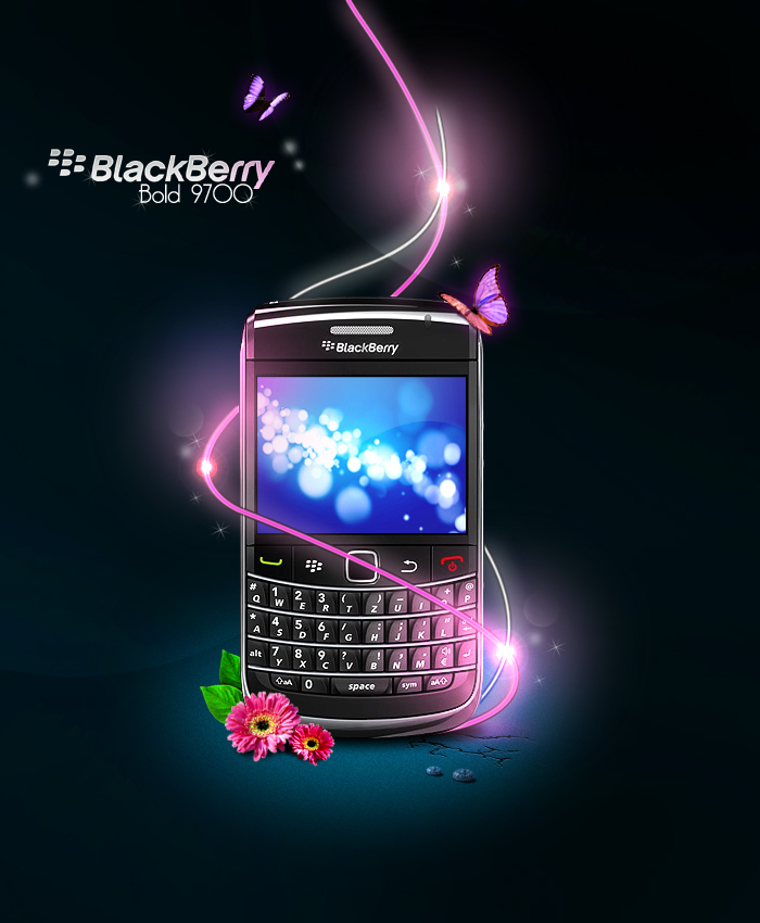 BlackBerry Bold Advertisement by Hwarang01