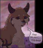 Daddy, I- by Lasheslie