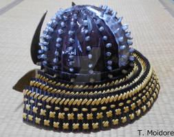 Helmet (behind view)