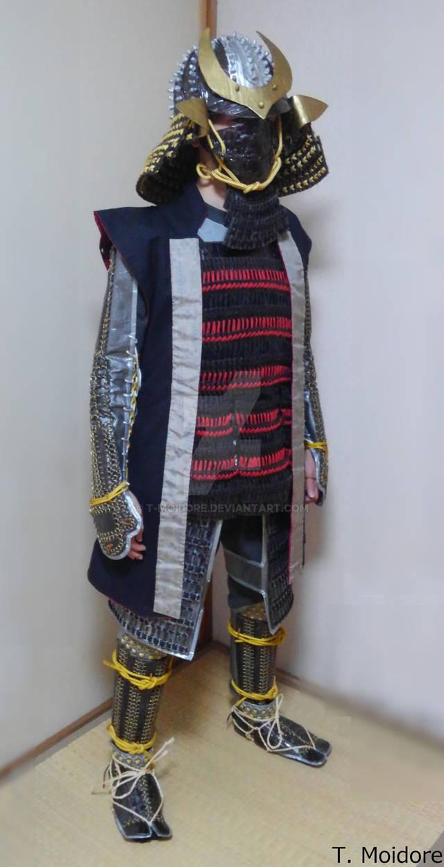 Giratina armor (worn)