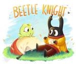 Beetle Knight by Erujayy