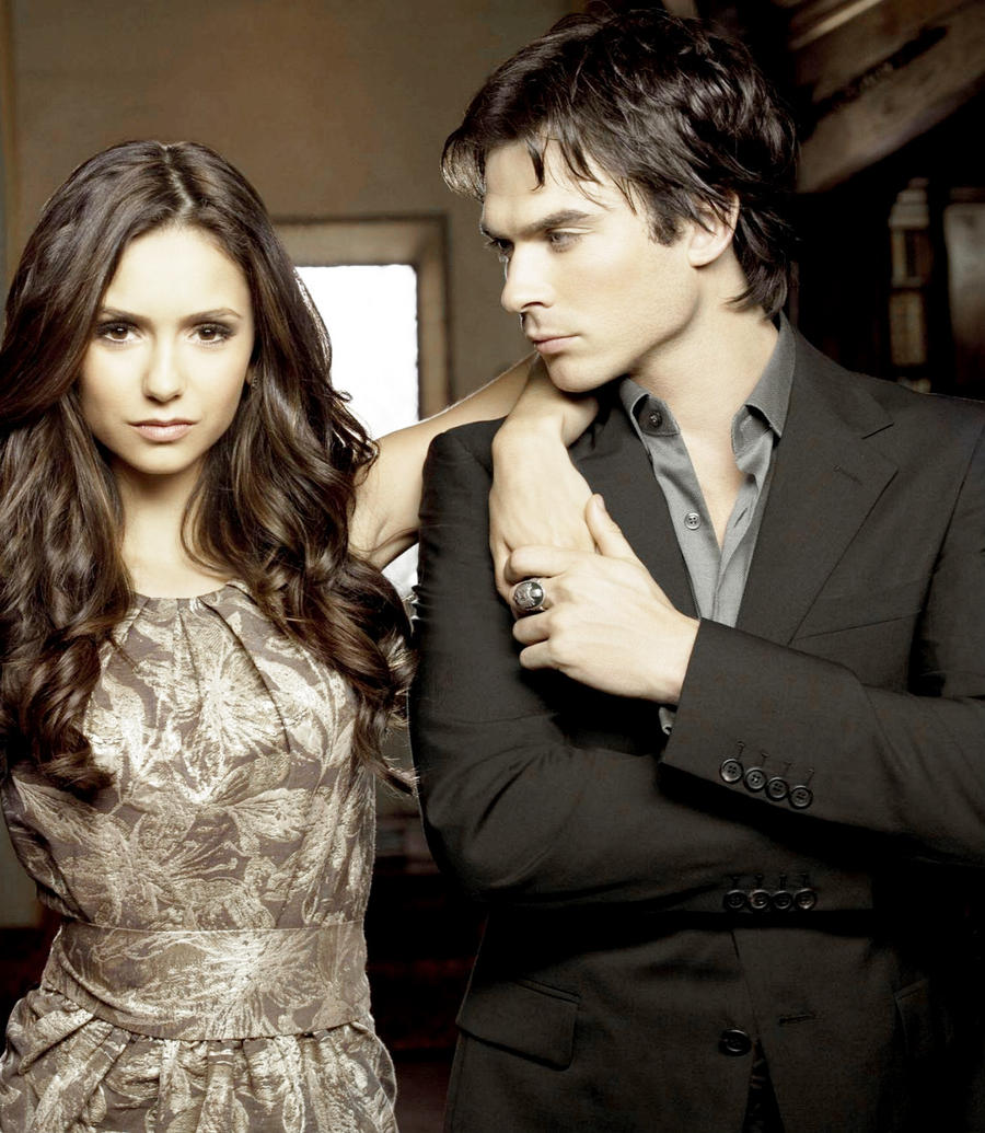 Vampire diaries dating in real life