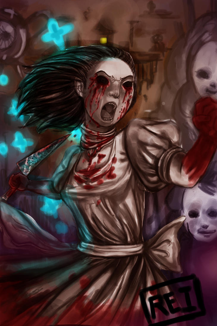 Alice Hysteria Mode : Alice Madness Return by ShiroReikaji