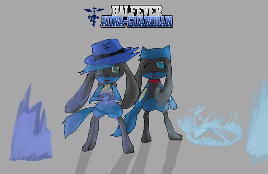 HalfEver Aura-Guardian - Hawthorn Sisters