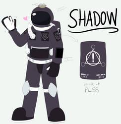 Shadow - Among Us Sona/OC