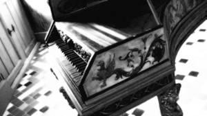The Piano by desdemonea