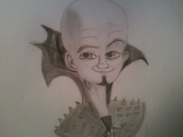 Megamind by MultiFlavorPsycho