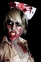The Zombie by bikuki