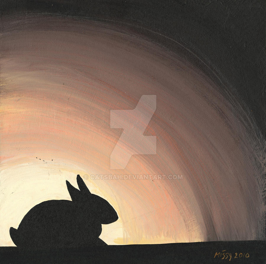 Moody Bun by Catsbah