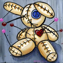 Lonely VooDoo Bunny 2