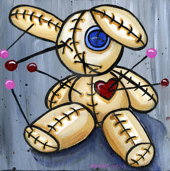 Lonely VooDoo Bunny 2
