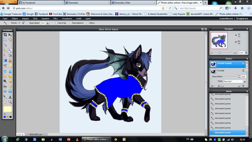 Lupus OviPets Tattoo Designs