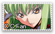 C.C Fan Stamp by Eglis