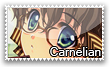 Carnelian Stamp by Eglis