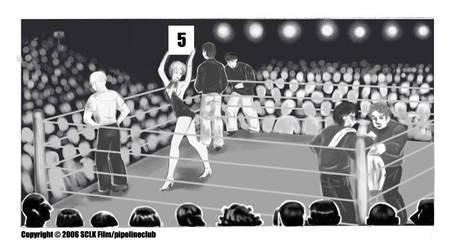 The Blow storyboard 1 by nyuna