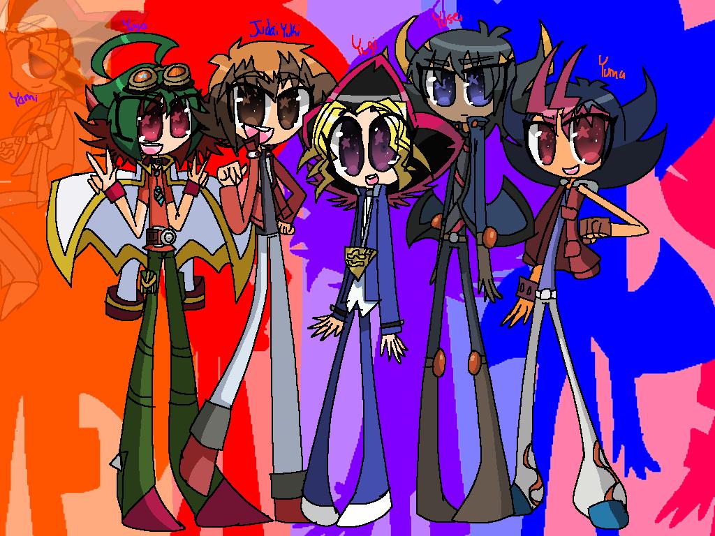 The Yutagonists! by HooeySmarts333